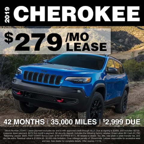 Fox Lease Special: $279/mo for 42 months, $2,999 Total Due at Signing