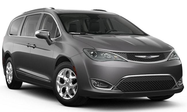 New 2018 Chrysler Pacifica LIMITED Passenger Van Negaunee