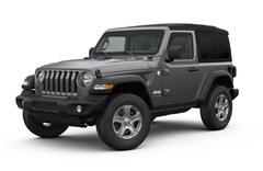 2018 Jeep Wrangler SPORT S 4X4 Sport Utility 1C4GJXAG4JW316807