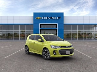 2019 Chevrolet Sonic LT 5-Door Hatchback