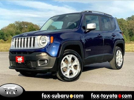 2016 Jeep Renegade 4WD 4dr Limited Sport Utility