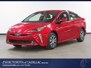 New 2019 Toyota Prius LE AWD-e Hatchback T2906 in Cadillac, MI