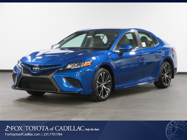 New 2019 Toyota Camry For Sale Lease In Cadillac Mi Near Traverse