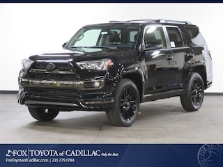 New 2019 Toyota 4Runner Limited Nightshade SUV T2866 in Cadillac, MI