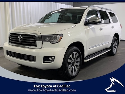 2020 Toyota Sequoia Limited SUV T3422