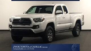 New 2018 Toyota Tacoma SR5 V6 Truck Access Cab T2727 in Cadillac, MI