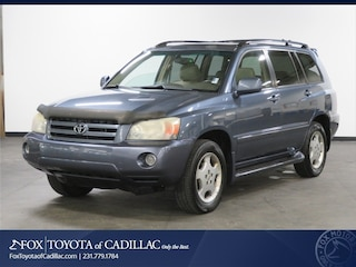 Used 2004 Toyota Highlander V6 SUV in Cadillac, MI