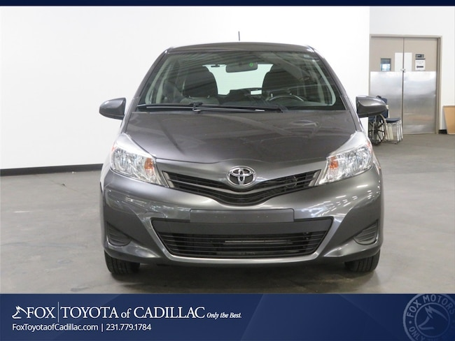 Used 2014 Toyota Yaris LE Liftback in Cadillac, MI
