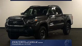 New 2018 Toyota Tacoma TRD Off Road V6 Truck Double Cab T2767 in Cadillac, MI