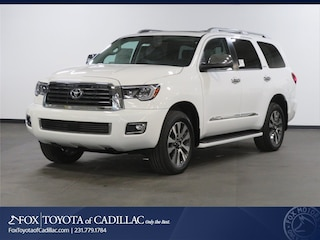 New 2019 Toyota Sequoia Limited SUV T2885 in Cadillac, MI