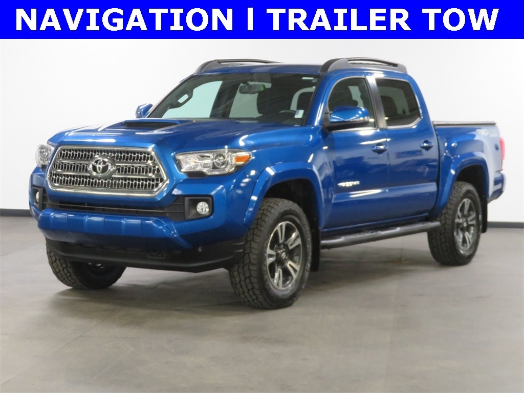 2017 Toyota Tacoma TRD Sport Truck Double Cab