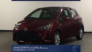 New 2018 Toyota Yaris 5-Door LE Hatchback T2652 in Cadillac, MI