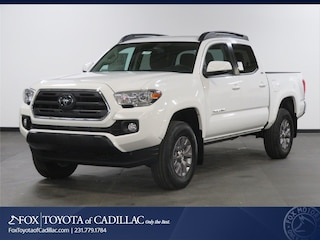 New 2019 Toyota Tacoma SR5 V6 Truck Double Cab T2857 in Cadillac, MI