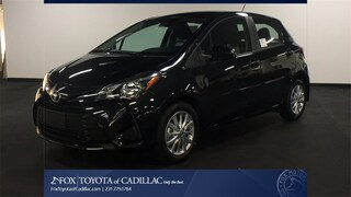 New 2018 Toyota Yaris 5-Door LE Hatchback T2782 in Cadillac, MI