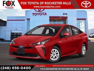 New 2021 Toyota Prius XLE Hatchback for Sale in Rochester Hills