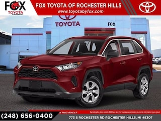 New 2021 Toyota RAV4 LE SUV for Sale in Rochester Hills