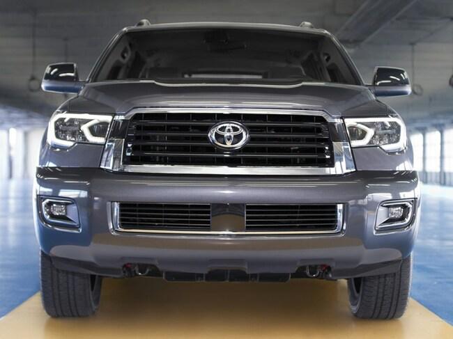 New 2019 Toyota Sequoia Platinum SUV Rochester Hills