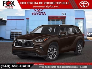 New 2021 Toyota Highlander XLE SUV for Sale in Rochester Hills