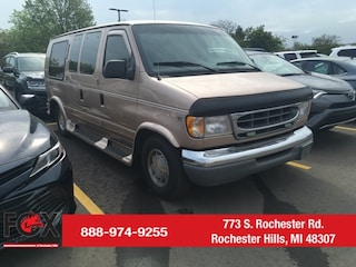 Used 1997 Ford E-150 XL Cargo Van Rochester Hills