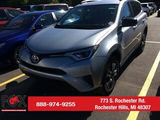 Used 2016 Toyota RAV4 LE SUV Rochester Hills