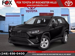 New 2021 Toyota RAV4 XLE SUV for Sale in Rochester Hills