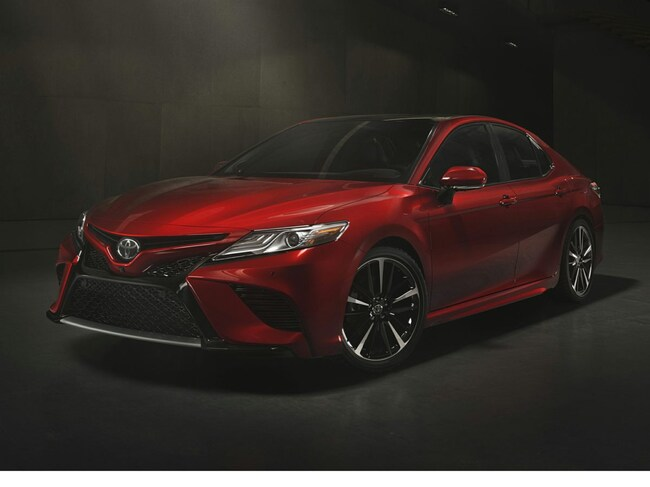 New 2019 Toyota Camry For Sale Rochester Hills Mi Vin