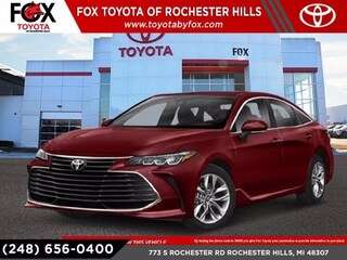 New 2021 Toyota Avalon XLE Sedan for Sale in Rochester Hills