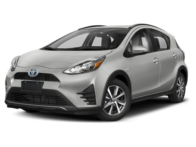 New 2018 Toyota Prius c Two Hatchback Rochester Hills