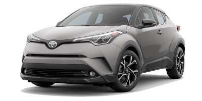 Silver 2019 Toyota C-HR Limited