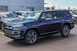 New 2019 Toyota 4Runner Limited SUV for Sale in Rochester Hills