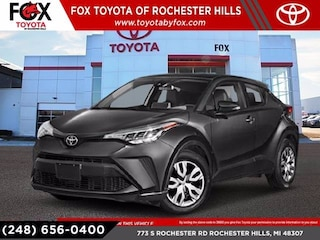 New 2021 Toyota C-HR Nightshade SUV for Sale in Rochester Hills