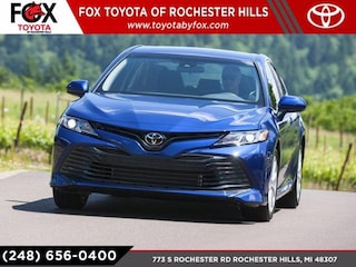 New 2020 Toyota Camry LE Sedan for Sale in Rochester Hills