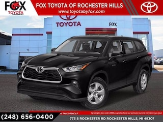 New 2021 Toyota Highlander Hybrid XLE SUV for Sale in Rochester Hills