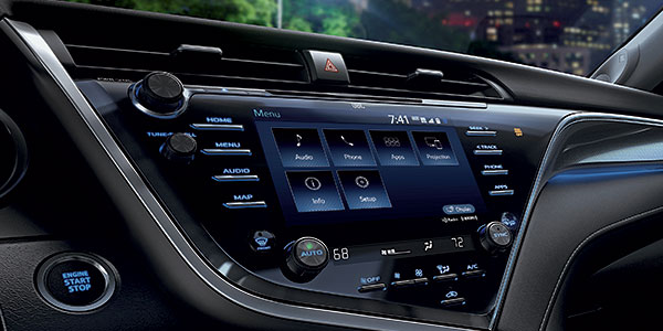 2019 Toyota Camry Touch Screen
