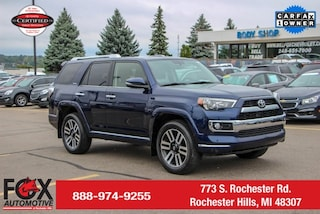 Used 2016 Toyota 4Runner Limited SUV Rochester Hills