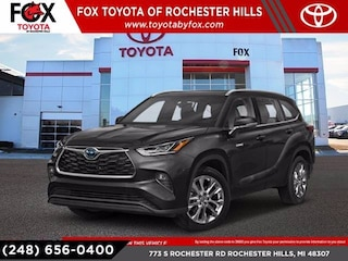 New 2021 Toyota Highlander Hybrid Limited SUV for Sale in Rochester Hills