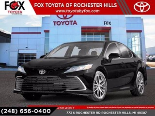 New 2021 Toyota Camry XLE Sedan for Sale in Rochester Hills