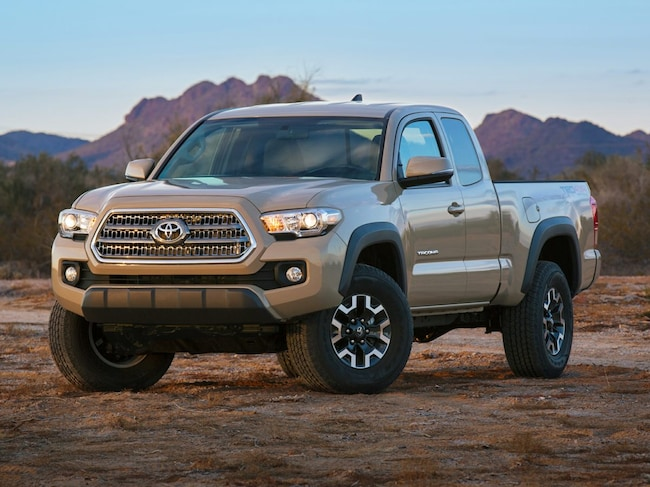 New 2018 Toyota Tacoma TRD Sport V6 Truck Double Cab Rochester Hills