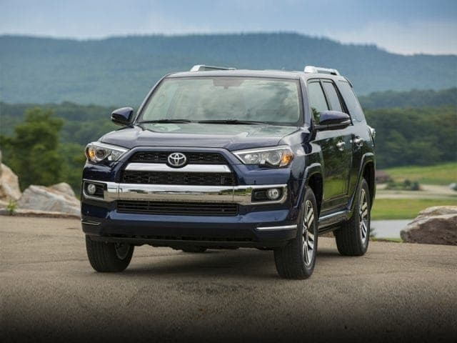 New Toyota 4Runner research
