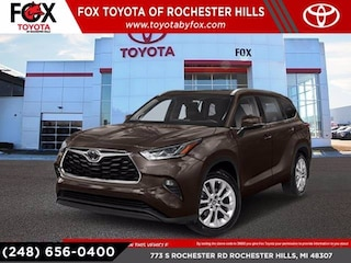 New 2021 Toyota Highlander Limited SUV for Sale in Rochester Hills