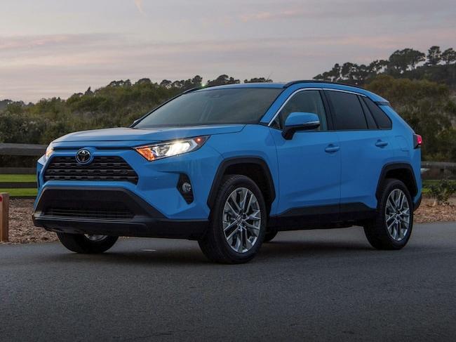 New 2019 Toyota RAV4 LE SUV Rochester Hills