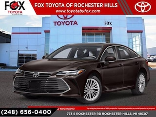 New 2021 Toyota Avalon Limited Sedan for Sale in Rochester Hills