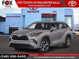 New 2021 Toyota Highlander Platinum SUV for Sale in Rochester Hills