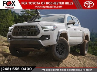 New 2021 Toyota Tacoma Limited V6 Truck Double Cab for Sale in Rochester Hills