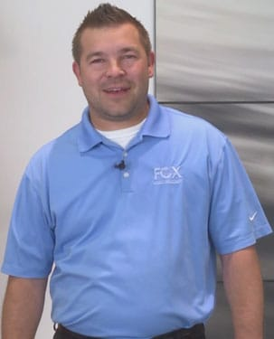 Multilingual Staff Member Steve G Fox Automotive