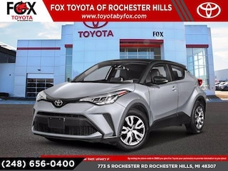 New 2020 Toyota C-HR XLE SUV for Sale in Rochester Hills