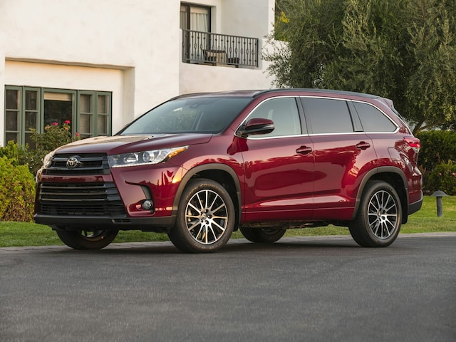 Toyota Highlander Lease >> 2019 Toyota Highlander Lease Deal 259 Mo Rochester Hill Mi