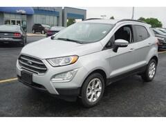 New 2018 Ford EcoSport SE Crossover MAJ3P1TE5JC206698 for Sale in North Aurora, IL