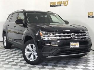 2019 Volkswagen Atlas S 4motion SUV