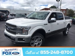 2018 Ford F-150 King Ranch Pickup Truck